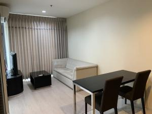 For RentCondoOnnut, Udomsuk : Condo for rent Rhythm Sukhumvit 44/1 Type 1 bedroom 1 bathroom Size 48 sq.m. Floor 28