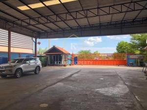 For RentFactoryMahachai Samut Sakhon : Sale-Rent Factory Pink area 1,240 sq m. Nadi Subdistrict, Mueang District, Samut Sakhon Province