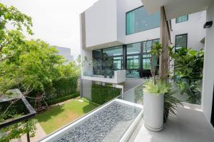 For RentHousePattanakan, Srinakarin : Luxury house for rent at Nantawan Rama 9-Srinakarin