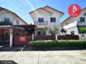 For SaleHouseRathburana, Suksawat : 2 storey detached house for sale, Fa Green Park Royal Village, Thonburirom, Thung Khru, Bangkok.
