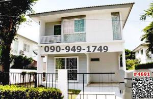 เช่าบ้านพระราม 2 บางขุนเทียน : ขาย/เช่า  บ้านเดี่ยว 2 ชั้น  บ้านอินนิซิโอ พระราม 2  พร้อมอยู่