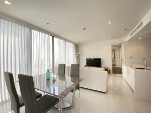 เช่าคอนโดสาทร นราธิวาส : Nara 9 เช่า 42,000 บาท ห้องใหญ่ 78.69 ตรม ทิศใต้ 2ห้องนอน 2ห้องนำ้ ชั้นสูงเฟอร์พร้อม  ลากกระเป๋าเข้าอยู่ได้เลย นัดดูได้เลยค่ะพร้อมมาก