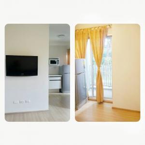For SaleCondoBangbuathong, Sainoi : #Selling Plum Condo, Bang Yai Condo, Khlong Thanon, size 23 square meters, 1 bedroom, 1st floor, Building A
