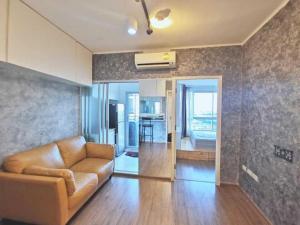 For SaleCondoThaphra, Wutthakat : Condo 30 sqm., beautiful room, cheap sale, Condo for sale, U Delight U delight (near BTS Talat Phlu, near the mall)