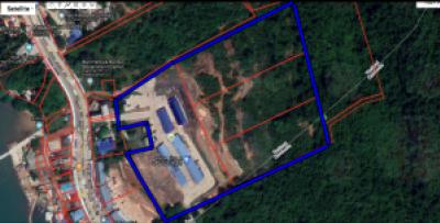 For SaleLandTrat : Land for sale Trat Province, Khlong Yai, Hat Lek, Thai-Cambodia border town, Hat Lek and Koh Kong (Cambodia)