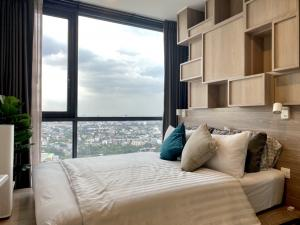 For SaleCondoBang Sue, Wong Sawang : For sale, lower than the appraised value, beautiful view, east, fully furnished and electrical appliances, negotiable, for sale by owner