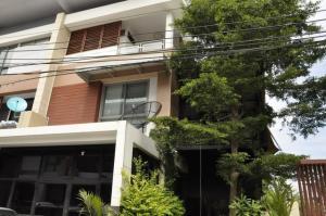 For RentHome OfficeChengwatana, Muangthong : RT543 Home office for rent 380 sq m. with office equipment. Pakkred-Chaengwattana 19