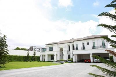 ขายบ้านพัฒนาการ ศรีนครินทร์ : ขายบ้านหรูสุดบนเส้นพัฒนาการ บ้านแสนสิริ พัฒนาการ26 Type6