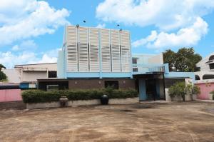 For SaleLandChaengwatana, Muangthong : Land for sale with buildings in Muang Thong Niwet Village 1 Soi Chaengwattana 14