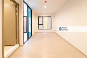For SaleCondoRama9, RCA, Petchaburi : Installment 10,800 baht/month, luxury condo, Rama 9 Life Asoke Hype 🌳25.5 sq.m.--Floor 15--Garden view