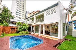 เช่าบ้านนานา : Single House for RENT bts nana