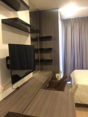 For RentCondoSiam Paragon ,Chulalongkorn,Samyan : Urgent for rent, beautiful decorated room, new condition, Ideo Q Chula Samyan, room 22 sqm, with furniture and electrical appliances