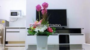 For RentCondoBangbuathong, Sainoi : #Condo for rent, Plum Condo, Bang Yai Station, size 23 sq.m., Building E, 7th floor, 1 bedroom