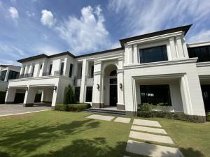For SaleHousePattanakan, Srinakarin : Urgent sale!!️ Baan Sansiri Phatthanakan, big back 661 sq.m., good price, super special 💥💥