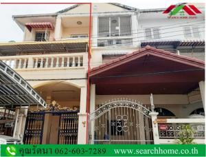 For SaleTownhouseBang kae, Phetkasem : Townhouse for sale, 3 floors, 25 sq.m., Sikharin Village, Soi Petchkasem 10, complete, beautiful, ready to move in. Contact 0626037289