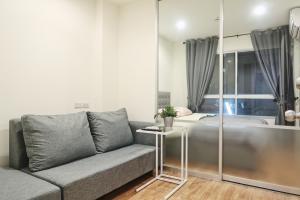 For RentCondoSamrong, Samut Prakan : Condo for rent, Lumpini Mix, Samut Prakan, fully furnished room ready to move in.