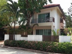 เช่าบ้านสำโรง สมุทรปราการ : For rent ให้เช่าบ้านเดี่ยว วิลล่า อะคาเดีย ศรีนครินทร์ VILLA ARCADIA SRINAKARIN  ( PST-EVE260 )