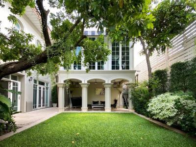 For SaleHouseYothinpattana,CDC : Luxury house, Crystal Park Village, along the expressway - Ramintra