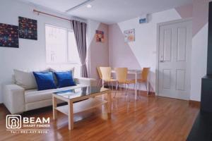 For RentCondoOnnut, Udomsuk : RG002_M 🎁🎀🎁 Condo Regent Home 22 Sukhumvit 85 🎁🎀🎁 near BTS On Nut, beautiful room, fully furnished, pleasing people who like big rooms ✨