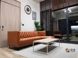 For RentCondoSukhumvit, Asoke, Thonglor : For Rent The Lofts Ekkamai  2Bed , size 86 sq.m., Beautiful room, fully furnished.