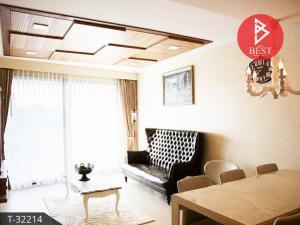For SaleCondoHua Hin, Prachuap Khiri Khan, Pran Buri : Condo for sale in Marrakesh Huahin Residences.