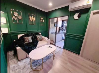 For RentCondoRattanathibet, Sanambinna : 🔥Condo for rent, The Politan Aqua, the newest condo on the Chao Phraya River, 30 sq.m.🔥