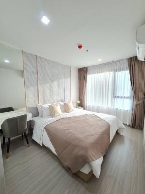 For RentCondoLadprao, Central Ladprao : 🌟Cosy Luxury! For rent Life Ladprao, next to BTS Ha Yaek Lat Phrao.