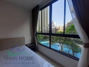 For RentCondoOnnut, Udomsuk : Condo for rent, luxury resort style, BTS Udom Suk 11,000 baht.