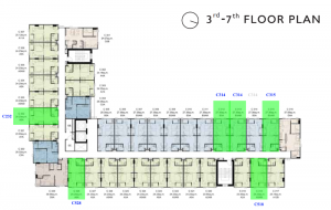 Sale DownCondoRangsit, Patumtani : Sale down payment Kave TU, beautiful room, good price, cheaper than the project