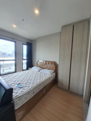 For RentCondoRatchathewi,Phayathai : Condo for rent near BTS Anusawari, Lumpini Suite, Din Daeng, Ratchaprarot, size 24 sqm, price 8,000 baht, call 0808144488