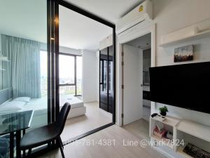 For RentCondoKasetsart, Ratchayothin : For rent 1 bed!!️ corner room, view on the 20th floor ++, private!!️