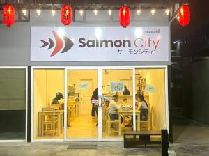 เซ้งพื้นที่ขายของ ร้านต่างๆลาดกระบัง สุวรรณภูมิ : เซ้งร้านอาหารญี่ปุ่น พร้อมอุปกรณ์เปิดขายต่อได้ทันที