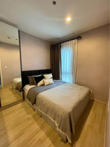 For SaleCondoRatchadapisek, Huaikwang, Suttisan : Cheapest sale in the building, 1 bedroom, separate kitchen, fully furnished, pool view, morning sun, Centric Huai Khwang station [WC1242]