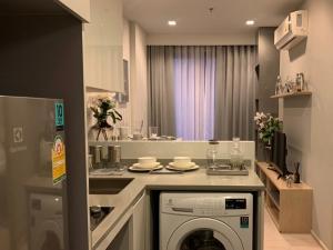 For RentCondoSukhumvit, Asoke, Thonglor : For rent M Thonglor, very good price.