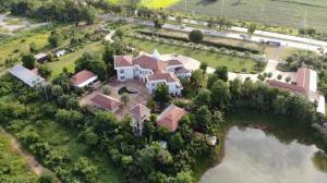 For SaleHouseKorat KhaoYai Pak Chong : Luxury mansion for sale, size 14 rai, Pak Thong Chai is a mansion where many dramas have been filmed.