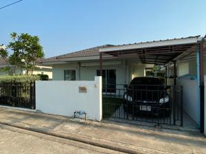 For SaleHouseRatchaburi : House for sale in Ratchaburi (Owner sells himself)