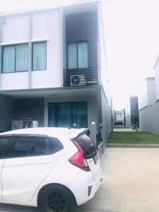 Sale DownTownhouseRama5, Ratchapruek, Bangkruai : ⁉️ The house can pay installment directly to the owner. No need to borrow the bank ⁉️ Pleno Village, Ratchaphruek-Rattanathibet