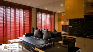 For RentCondoOnnut, Udomsuk : For rent !! Vista Garden / Cozy room with walk-in closet ( has youtube video)