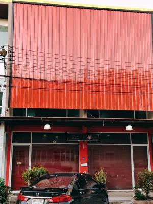 For SaleShophouseKorat KhaoYai Pak Chong : Urgent sale!!! Commercial food, 2 booths, prime location, Joho area, Korat / Nakhon Ratchasima cheaper than the appraisal price