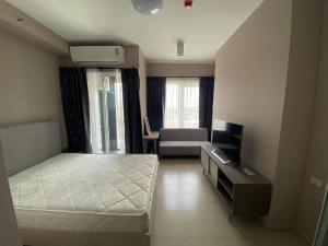 For RentCondoRatchadapisek, Huaikwang, Suttisan : Condo for rent chapter one ECO Ratchada near MRT Huai Khwang