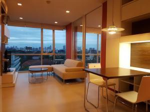 For RentCondoOnnut, Udomsuk : Sale/Rent The Room Sukhumvit 64 8th floor.