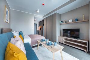 For RentCondoOnnut, Udomsuk : For rent Ideo 93 Studio, beautiful room, best price