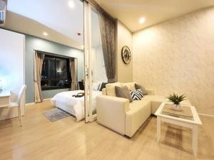 For RentCondoPattanakan, Srinakarin : S-One Rama 9, size 33 sqm, 7th floor, Building B, 8,000 baht, 064-959-8900