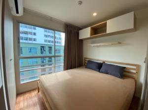 For RentCondoKhlongtoei, Kluaynamthai : For rent, Lumpini Ratchada-Rama 4, 8th floor, top, near MRT