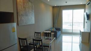เช่าคอนโดพระราม 9 เพชรบุรีตัดใหม่ : ให้เช่าถูกที่สุดในตึก คอนโด Circle (หรือขาย) ใกล้ MRT เพชรบุรี 47.59 ตร.ม 1 ห้องนอน ชั้น24 วิวเมือง แต่งครบ พร้อมอยู่
