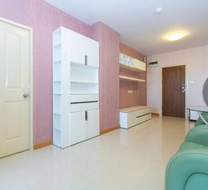 For SaleCondoThaphra, Wutthakat : Urgent sale!!!🏙 Penthouse, 23rd floor, City Home Condo, Tha Phra 🏙🚇 next to mrt Tha Phra station 🚇🚘 Convenient travel 🚘