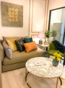 For RentCondoOnnut, Udomsuk : Beautiful room, beautiful view, reasonable price