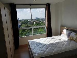 For RentCondoSeri Thai, Ramkhamhaeng Nida : ✅ For rent, The Niche id Serithai, size 28 sq.m. with furniture and electrical appliances ✅