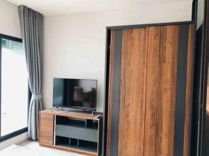 For RentCondoOnnut, Udomsuk : Life Sukhumvit 62, beautiful condo, next to BTS Bang Chak 200 meters, beautiful room, no view