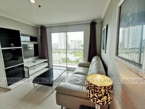 For RentCondoRama9, Petchburi, RCA : RENT !! Condo Lumpini Place, MRT Rama 9, 2 Beds, Tower A, Floor 7, 71 sq.m., 20,000 Baht